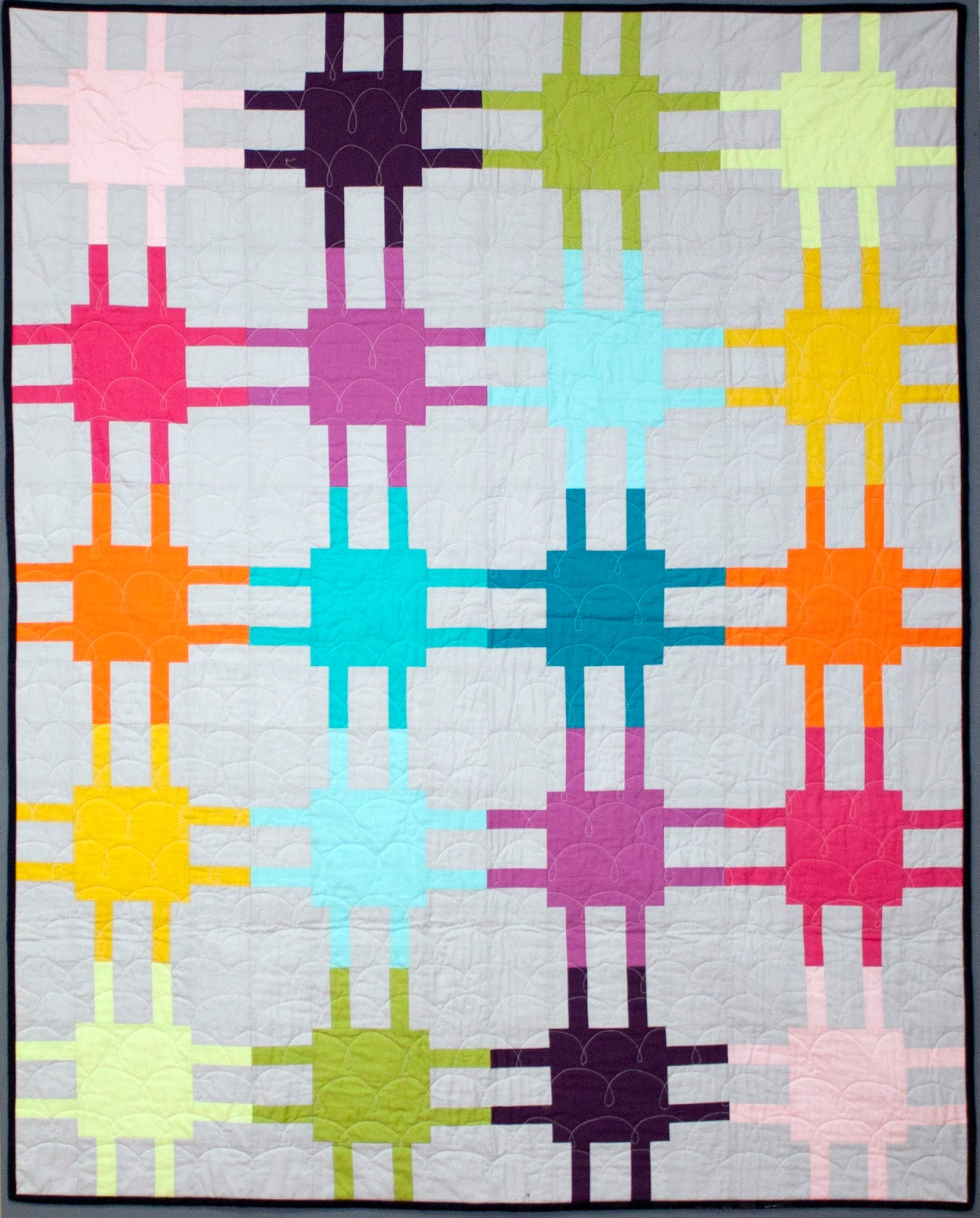 Modern Lighting Rdis Quilt Inspiration Free Pattern Day Easy Modern Quilts 1