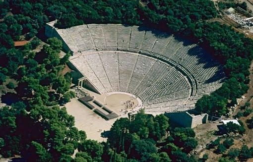 Έρευνα για την Επίδαυρο: «Μύθος» η εκπληκτική ακουστική του θεάτρου;