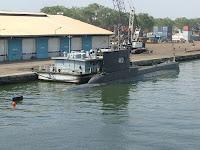 Reklamasi Sebabkan TNI Angkatan Laut Tak Bisa Simpan Kapal Selam