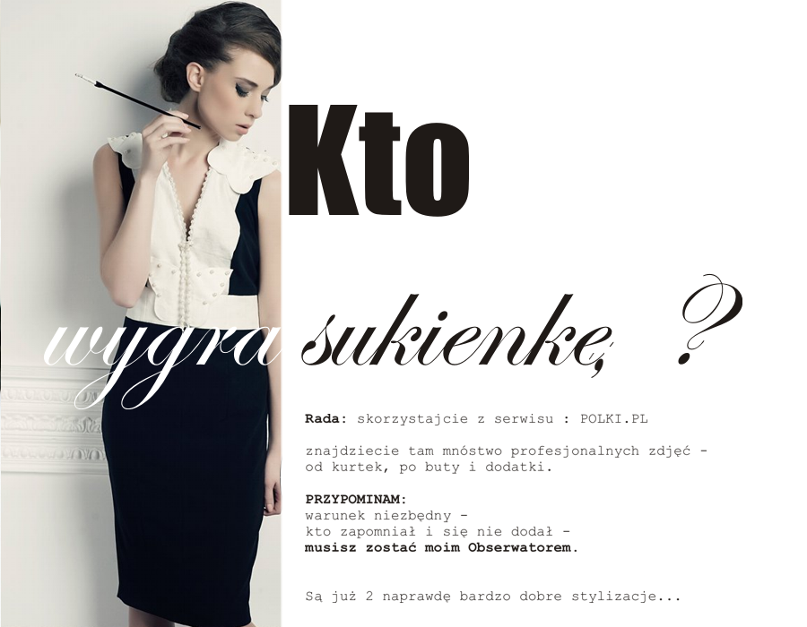 SZPILKI W SZAFIE. BLOGSPOT.COM  , THE COSTIUMER , MODA, DIY, KONKURS