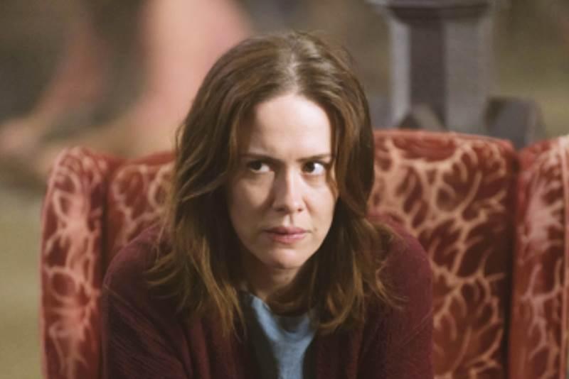 """Lana Winters, de """"Asylum"""", vai aparecer em """"American Horror Story Roanoke"""""""
