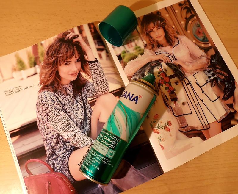 rossmann suchy szampon