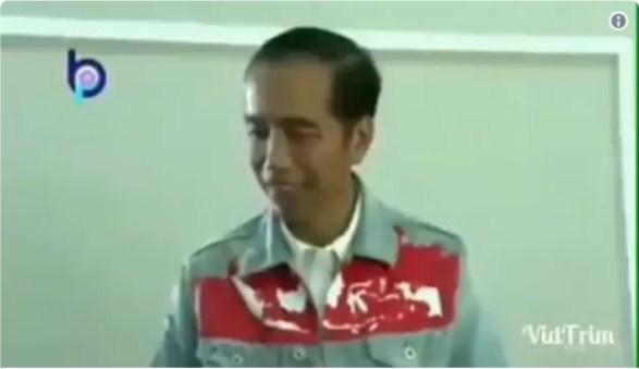 "Ditanya Kasus Mangkrak Novel Baswedan, Jokowi glagapan ""masih masih masih, masih… sangat anu sekali"""