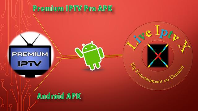 Premium IPTV Pro APK