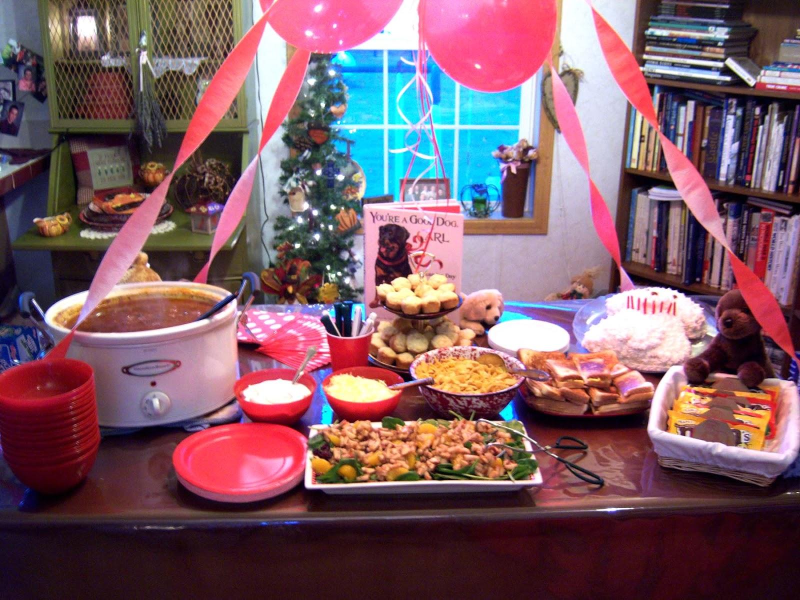 shoregirl s creations puppy dog birthday party