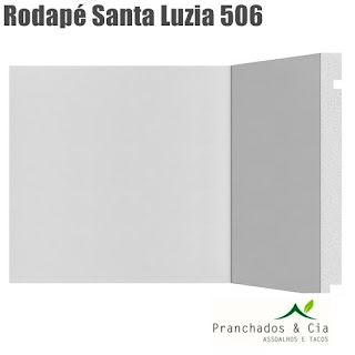Rodapé Santa Luzia 506