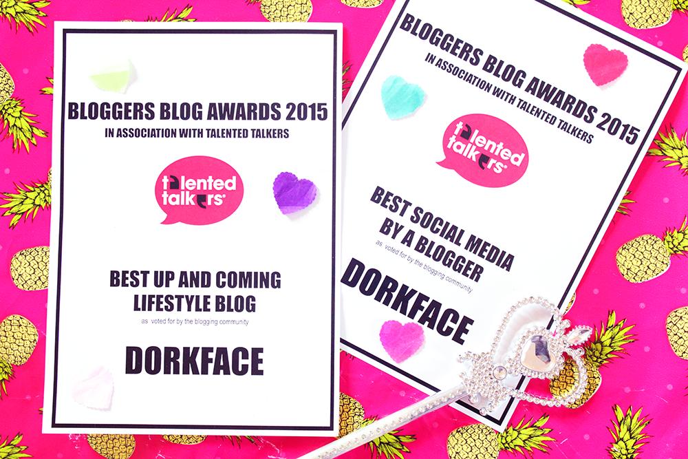 #BloggersBlogAwards Blog Awards