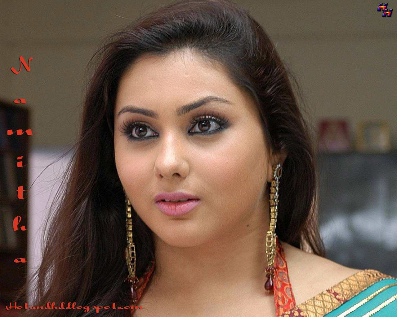 Namitha Hot And Hd Nude Boobs Wallpapers And Pictures -4818