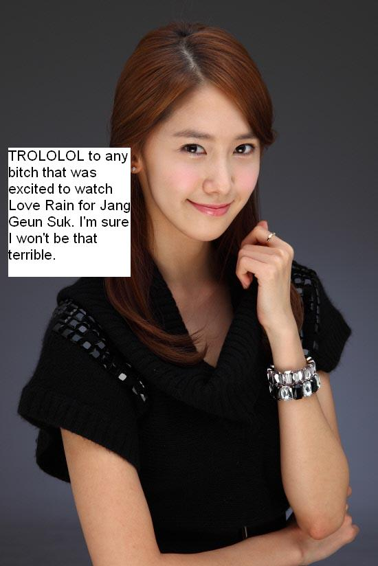 Anti Kpop-Fangirl: Yoona cast in Love Rain