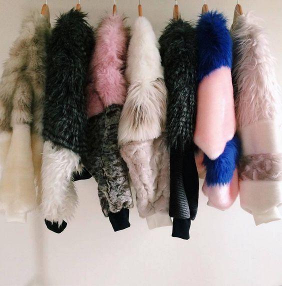 Moda: Fake Fur