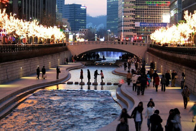 أهم المعالم السياحية التي يجب عليك زيارتها في عاصمة كوريا الجنوبية سيول