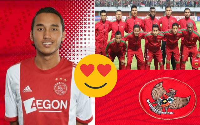 Ezra Walian, Striker Klub Ajax Amsterdam Keturunan Manado Ingin Bela Timnas Indonesia