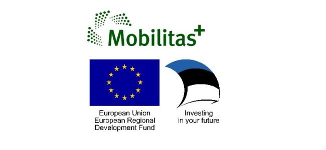 Logo programu Mobilitas Pluss