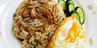 Resepi Nasi Goreng Kampung Sedap