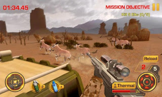 Download Game Wild Hunter 3D Apk v1.0.6 Mod (Much Money)