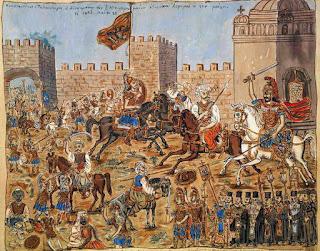 29 Μαΐου 1453: Η Άλωση της Κωνσταντινούπολης