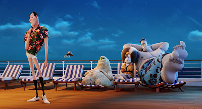 Hotel Transylvania 3 Summer Vacation Image 8