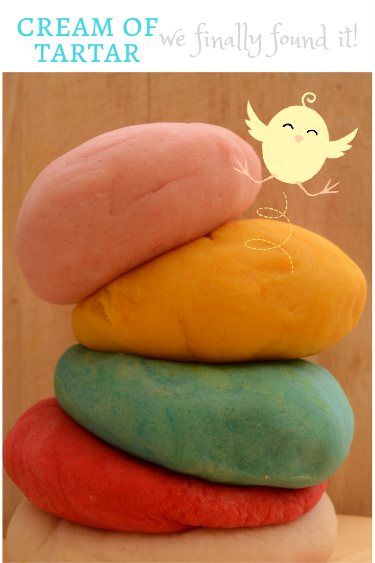 "Practical Mom: ""Making"" Play Dough is not Completely Insane!"