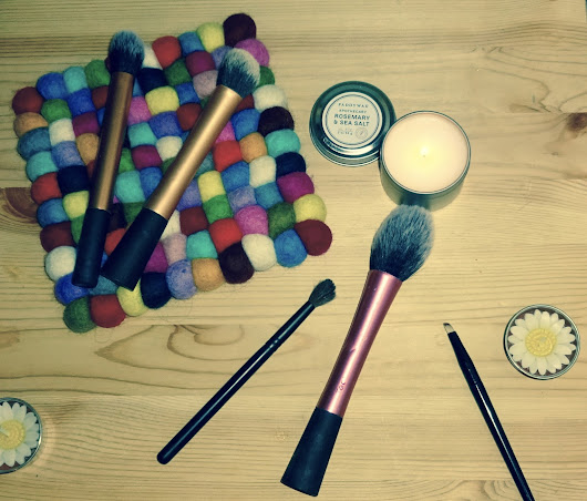 My top 5 make up brushes