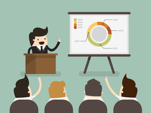 Cara Mencetak dan Menyimpan Presentasi