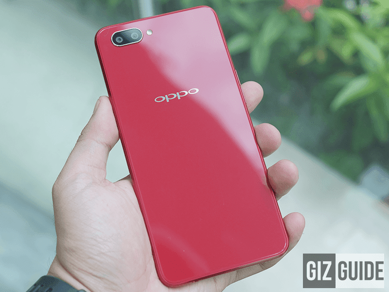 OPPO A3s's benchmark scores, good for the price?