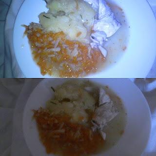 Szpitalny posiłek