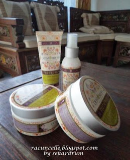 Paket Dewi Sri Spa Foot Therapy