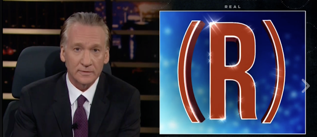 Bill Maher highlights the hypocrisy of right-wingers letting Trump run down America.