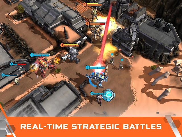 Presentado Titanfall Assault y pre-registro disponible