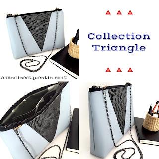 sac-pochette-createur-gris-triangle--amandine-et-quentin-fait-main-made-france