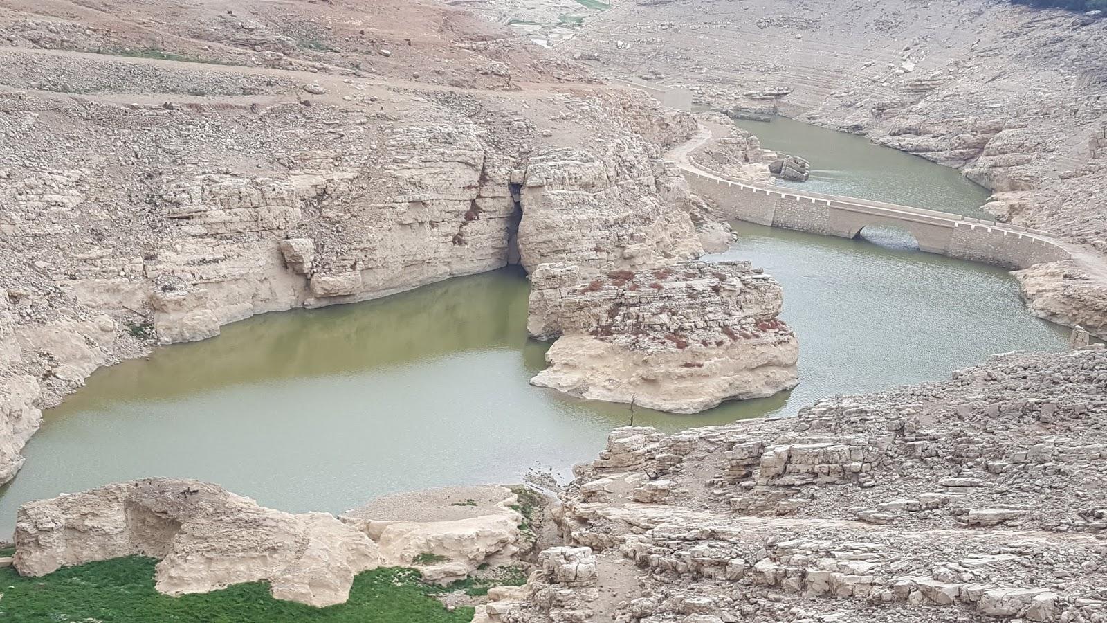 Ulldecona Reservoir, Tinença de Benifassà, Castellón, Valencia