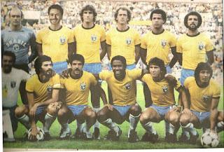Seleção Brasileira 82