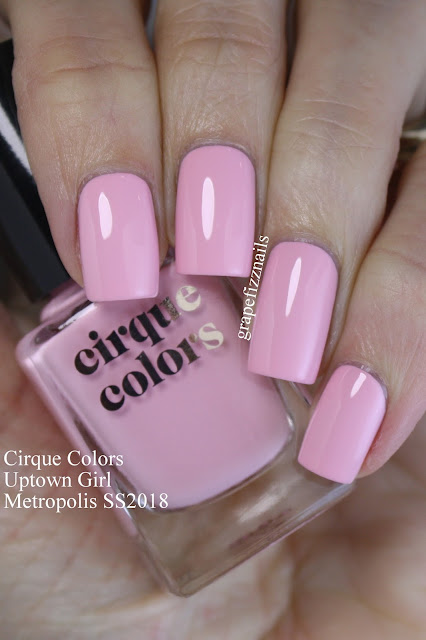 cirque colors uptown girl