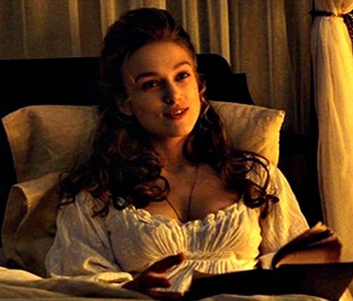 Keira Knightley Nightgown