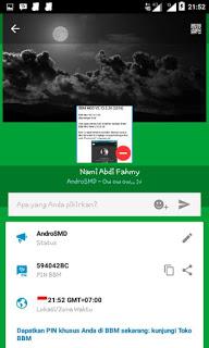 BBM Green Light V2.13.1.13 - BBM MOD Android V2.13.1.13 Apk