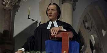 Peter Cushing en Captain Clegg