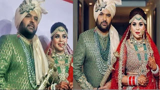 images, photo, picture, pic, gallery, cover pic, marriage, jalandhar, kapil sharma, ginni, comedy, tv news