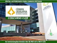 Apostila Câmara Legislativa Agente Policial Legislativo - cargo Técnico Legislativo Concurso CLDF.