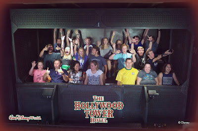 The Twilight Zone Tower of Terror - Hollywood Studios