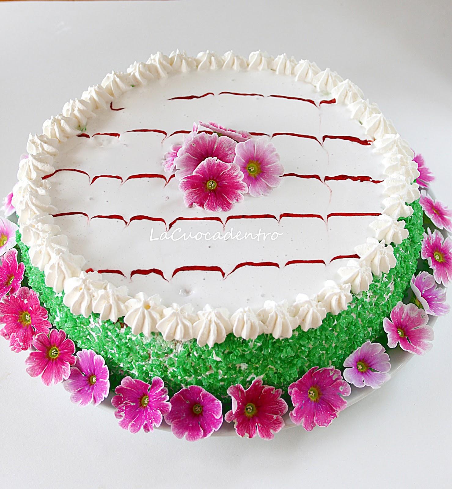 abbastanza Primo blog-compleanno e Torta Primavera - La Cuoca Dentro JR13