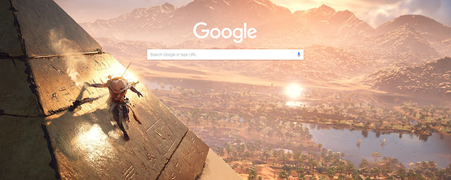 Assassins Creed Mysteries of Egypt Theme FOR Chrome