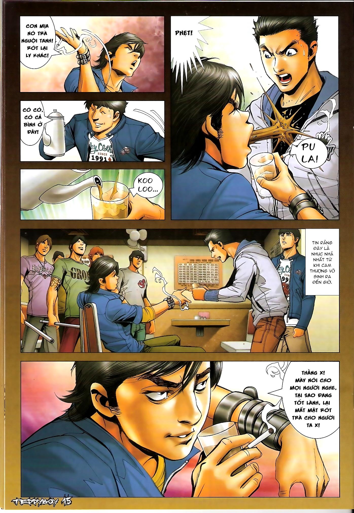 Người Trong Giang Hồ - Chapter 1293: Hạo Nam tái hiện - Pic 11
