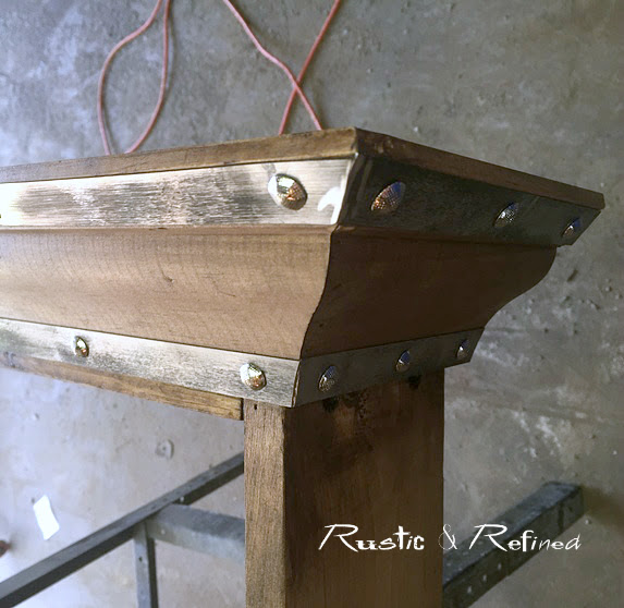 Industrial furniture you can make yourself