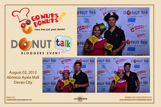 Go Nuts Donuts, Go Nuts Donuts Bloggers Event