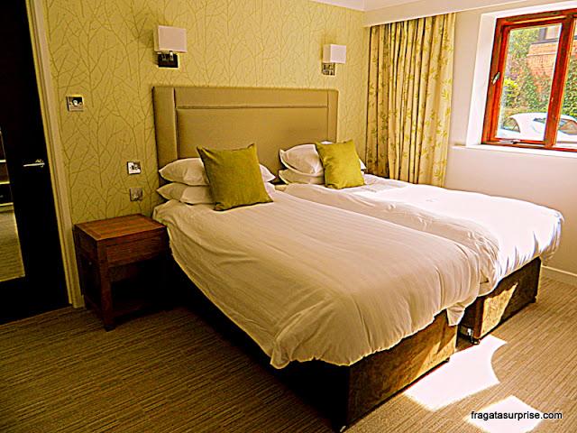 Apartamento do Winchester Royal Hotel, Inglaterra