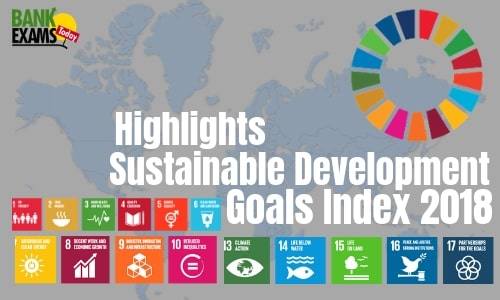 Sustainable Development Goals Index 2018: Highlights