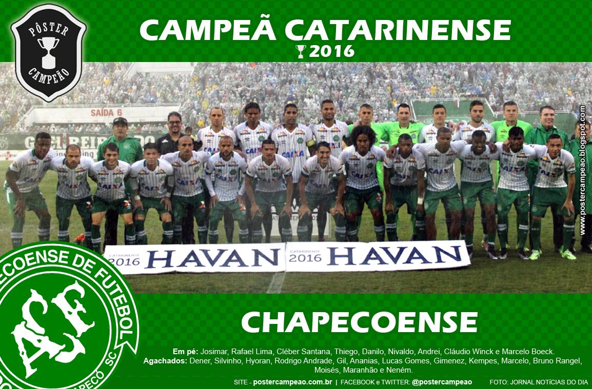 A História da Associação Chapecoense de Futebol