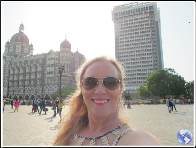 Taj Mahal Palace Hotel, em Mumbai