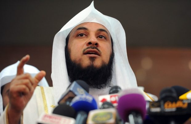 Akun Twitter Lenyap, Syaikh Al-Arifi Ditangkap?
