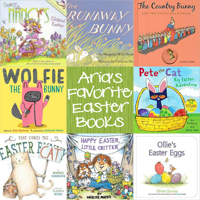 Favorite Easter Children's Books